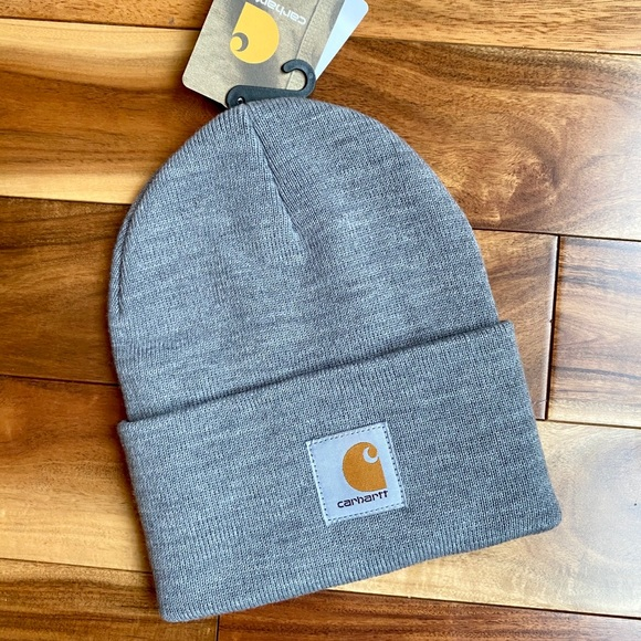 Carhartt Ribbed Beanie Knit HAT NWT